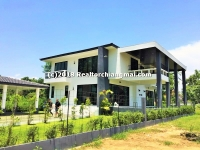 Luxury House for Sale in Hang Dong, Chiangmai, Thailand.