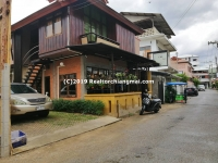Coffee shop and beautiful Guest house Business for Sale in The City of Chiangmai, Thailand.
