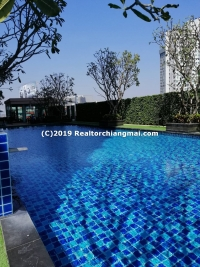 Freehold 2 Beds Penthouse  Condominium for Sale in Chiang Mai,Thailand