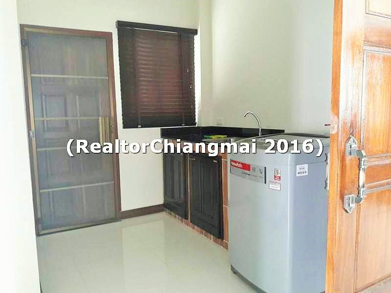 House for Rent in Mae Hia  Par Daet Chiangmai Thailand