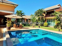 An exclusive private house with private swimming pool for SALE in San Sai, Chiang Mai