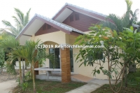 Fully furnished house for rent in Saraphi, Chiang Mai, Thailand.