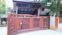 House for Rent in Nam Phrae, Hangdong, Chiangmai, Thailand.