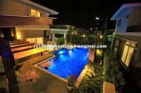 House with Swimming pool for sale in Doi Saket Chiangmai, Thailand