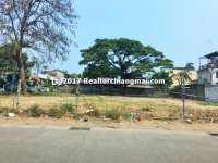 Nimmahaemin Land for sale located in the heart of Chiang Mai Thailand.