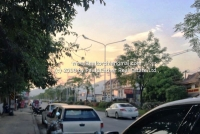 Land for sale on the ring road near Good View Village, the road width is nearly 50 m., ChiangMai