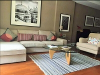 "3 beds condominium for RENT at ""Baan Nunthasiri"" in Sathon, Bangkok"